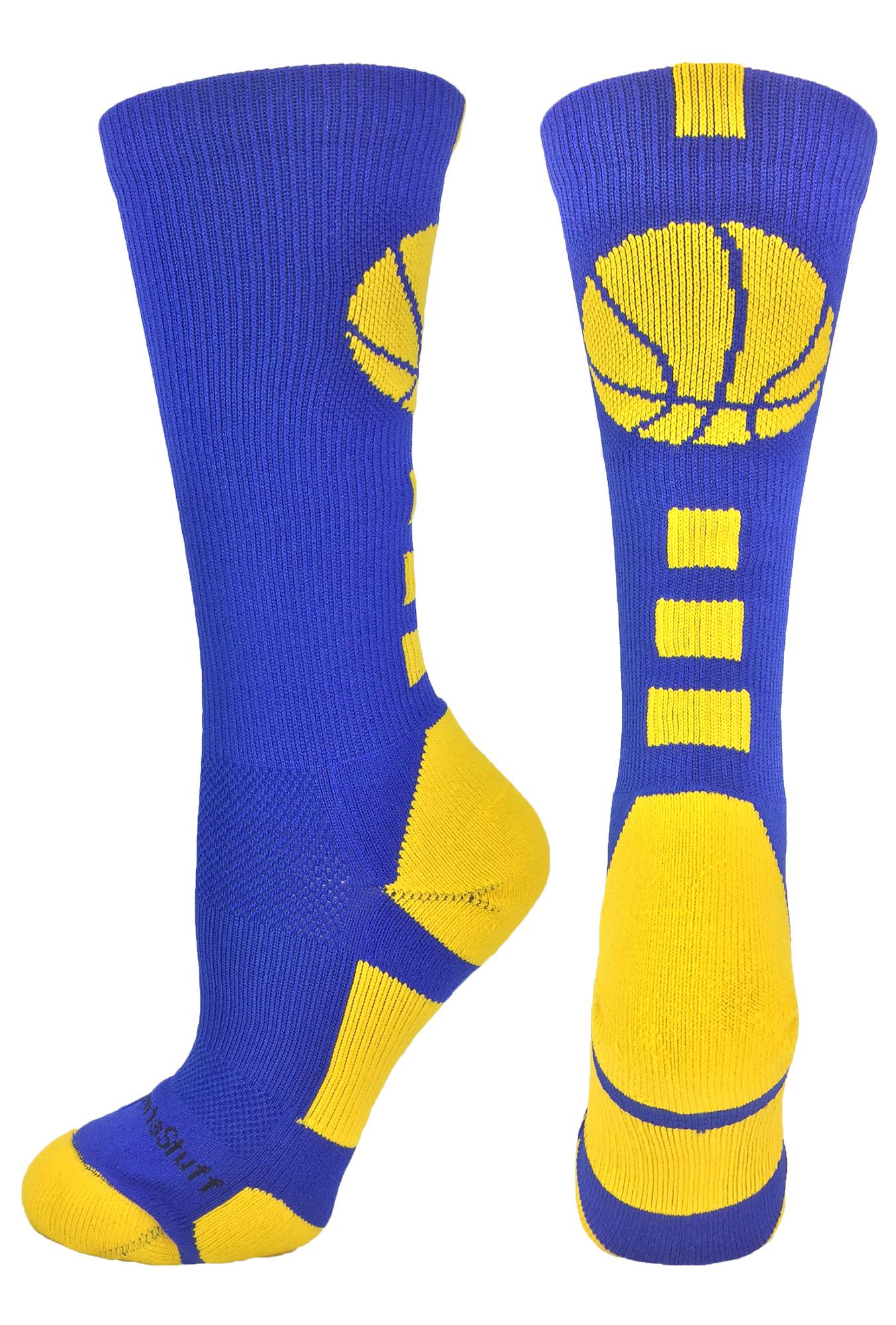 Amazon.com: basketball socks boys
